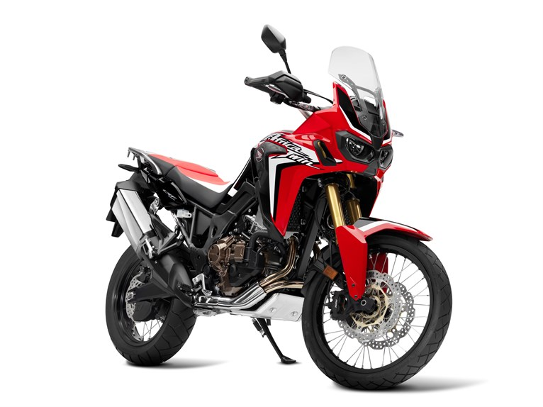 Honda Africa Twin Victory Red (CRF Rally Red)