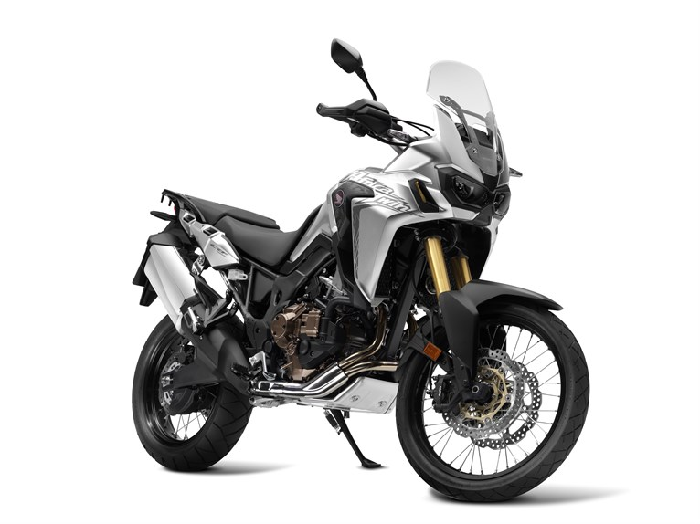Honda Africa Twin Digital Silver Metallic
